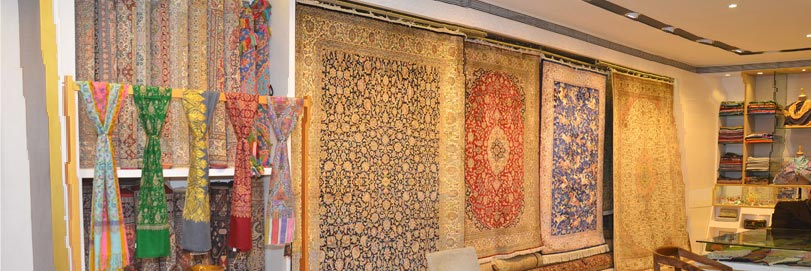 Carpet, Art and handicrafts of Jammu And Kashmir