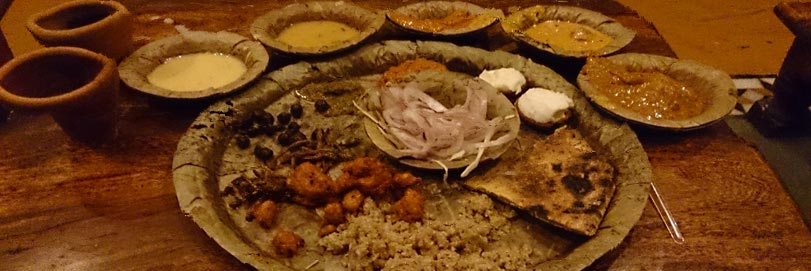 Rajasthani Food and Cuisine